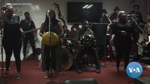 Zimbabwe Musicians Find Alternative Ways to Earn a Living