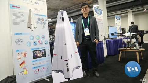 At CES, Tech Startups Hail from Around the World