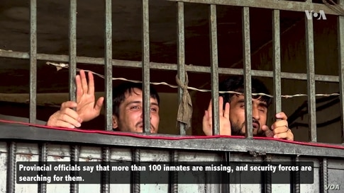 Dozens of IS, Taliban Inmates Escape After Militants Attack Nangarhar Prison