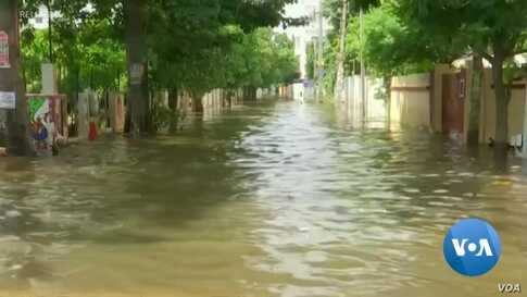 Death Toll Rises in Northern India Floods