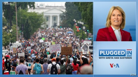 Plugged In with Greta Van Susteren-Protest Pandemic and Power