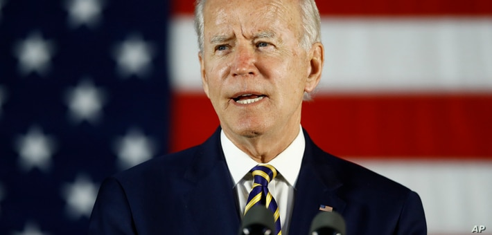 Poll Young Voters Favor Biden By Wide Margin Voice Of America English