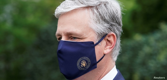 Image of article 'US National Security Adviser Infected with Coronavirus'