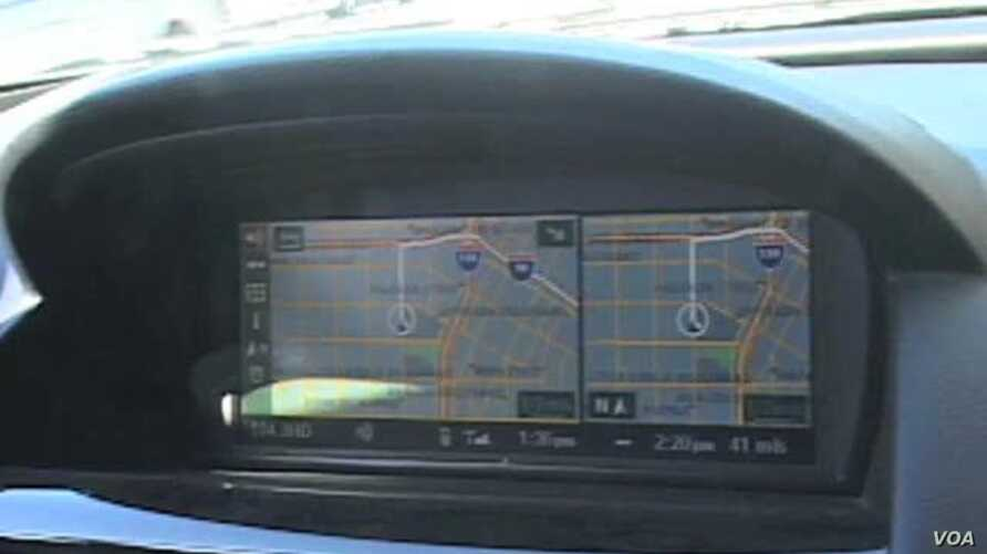 New Navigation Technology Predicts Traffic Conditions