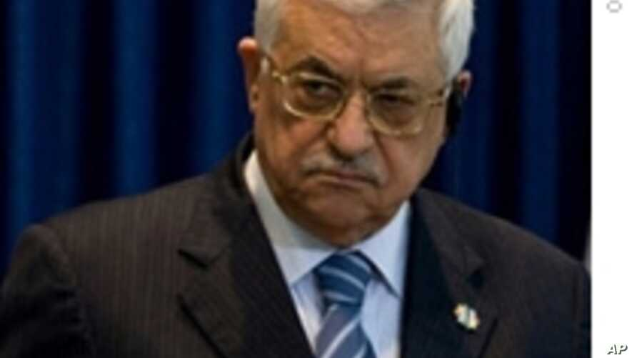 Abbas Threatens to Quit Over Stalled Peace Process