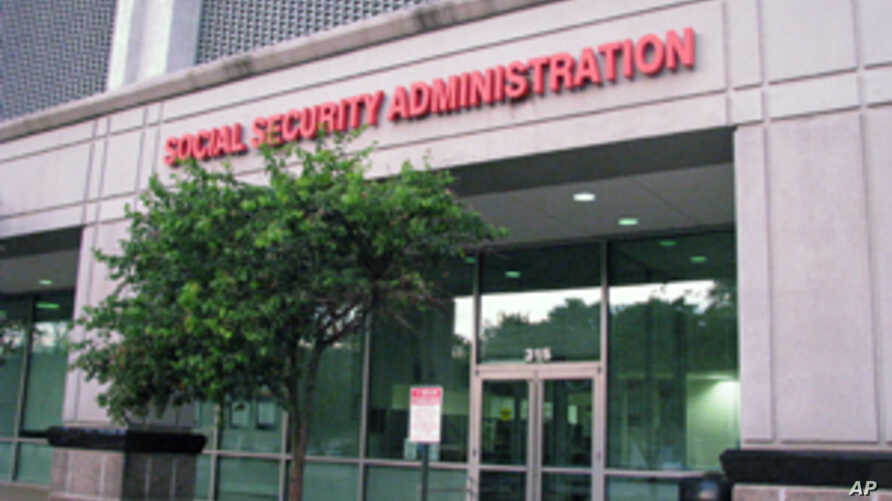 A Social Security Administration Office