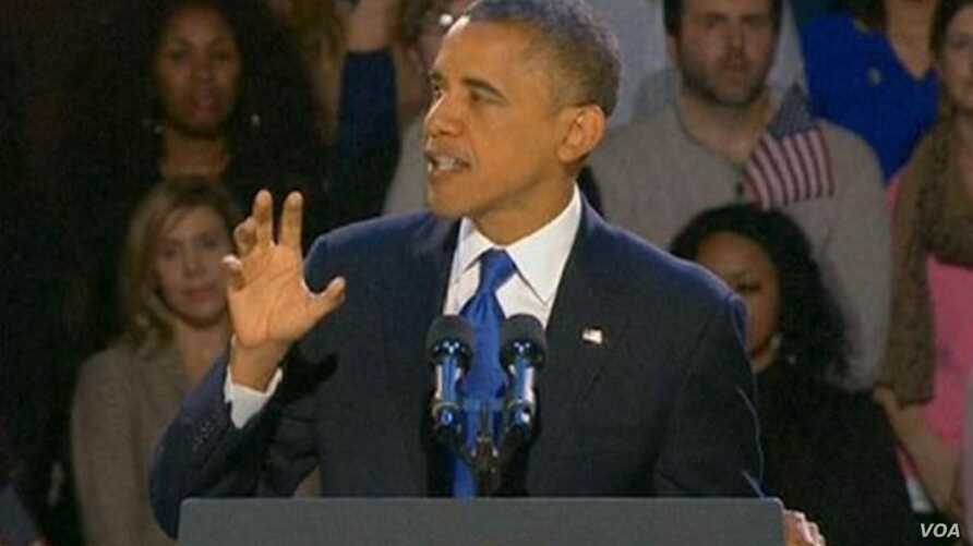 Obama Victory Driven by Economy and Turnout