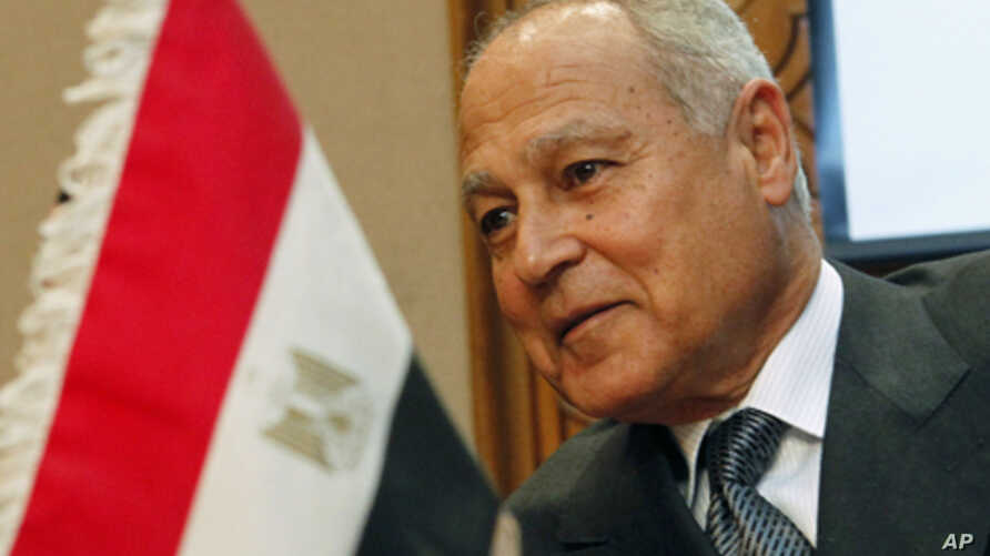 Egypt's Foreign Minister Ahmed Abul Gheit (file photo – De