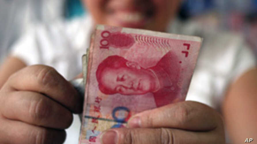New Report Predicts China's Renminbi Will Be Among Dominant World Currencies