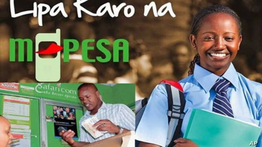M-Pesa can now be used to directly and easily pay school fees, February 2011