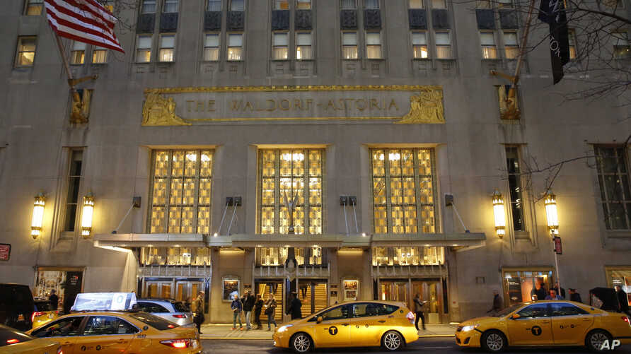 New York City's Waldorf Astoria Closed for Makeover ...