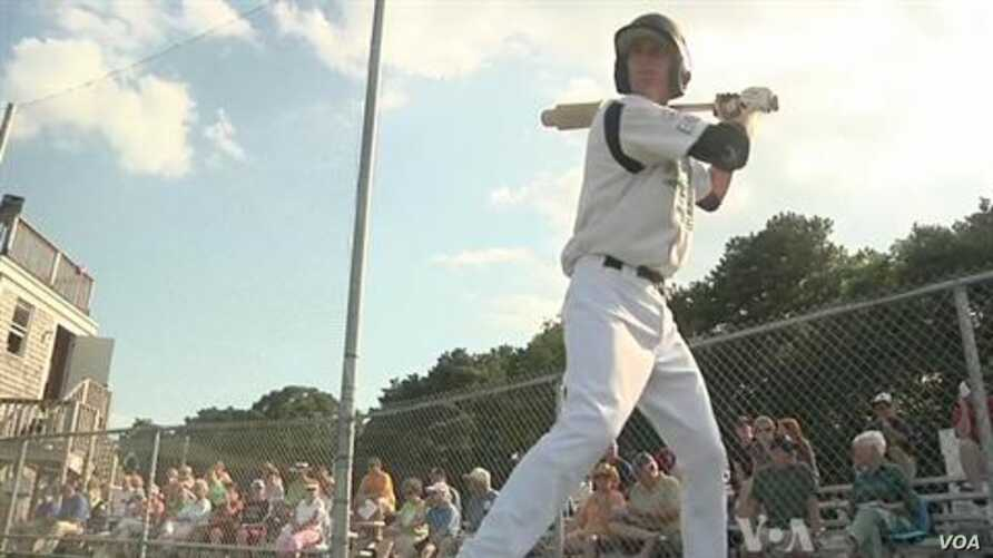 Summer Baseball League Grooms Players for Big Time