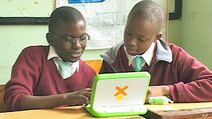 The One Laptop Per Child Initiative was launched four years ago by the U.S. non-profit group of the same name