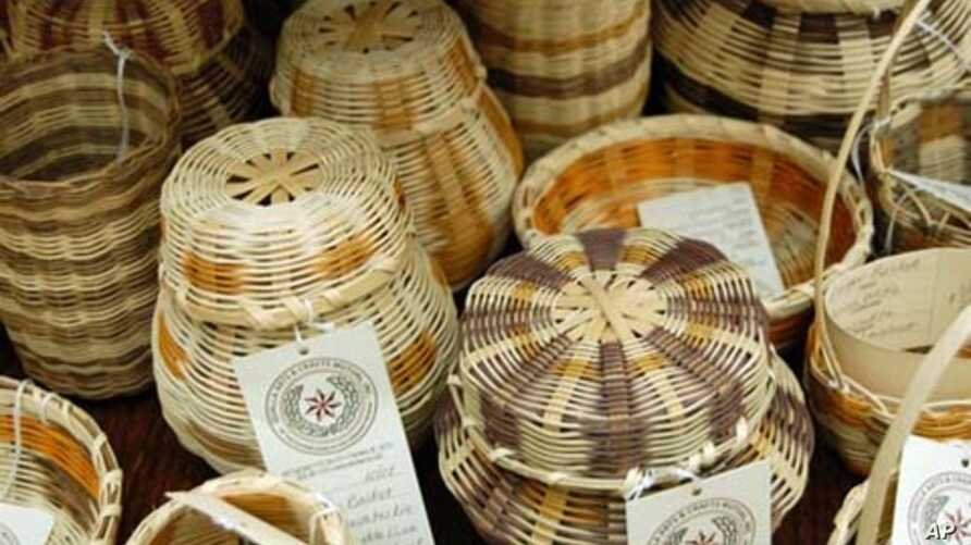 As far back as the 1700s, European explorers commented on the high quality of Cherokee baskets, but over the generations, the complex weaving technique was nearly lost.