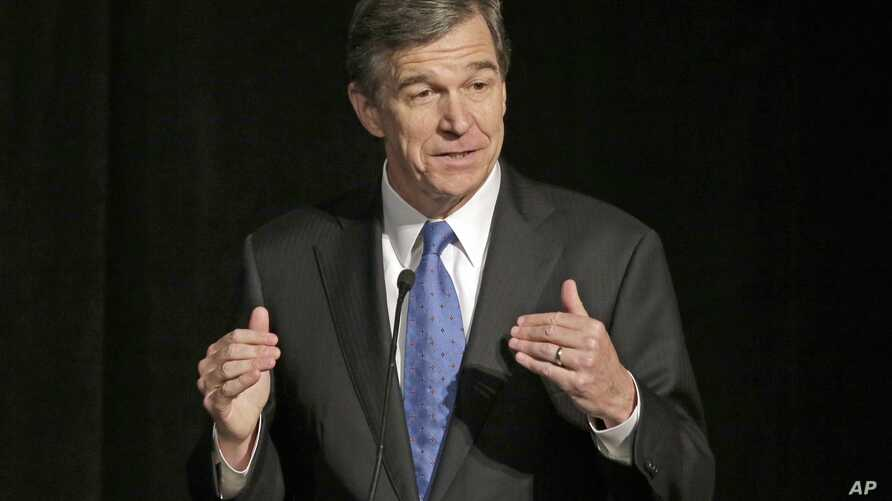 Just last week, it appeared Republicans were ready to finally accept Democrats' narrow victory of Roy Cooper in a contentious governor's race. As it turns out, they weren't done fighting.