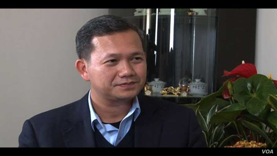 In an exclusive interview with VOA Khmer, Gen. Manet, a senior military commander who heads the country's elite counter-terrorism unit, explained the reason for his withdrawal from the parade.
