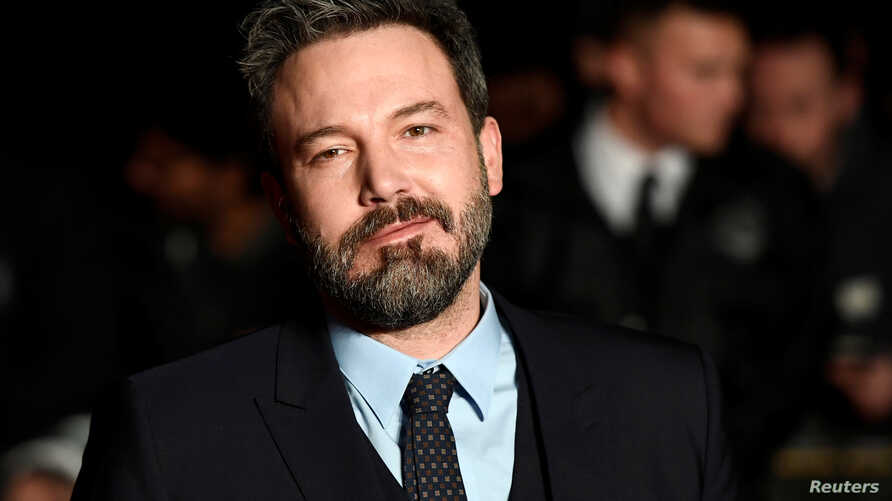 FILE - Ben Affleck arrives at the European Premiere of Live by Night at the British Film Institute in London, Britain.