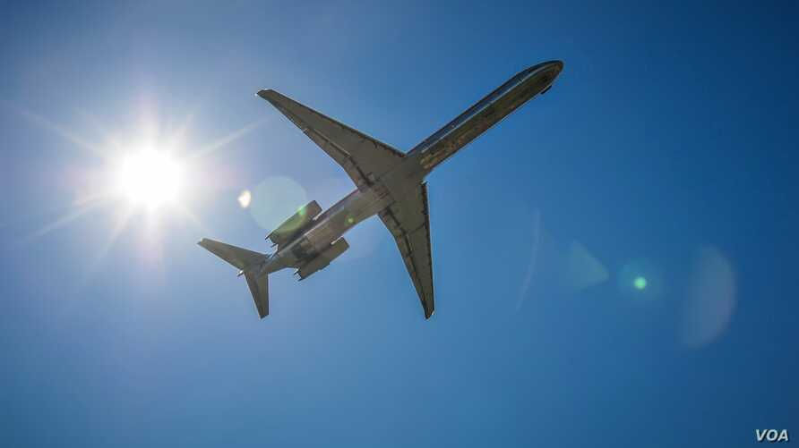 A new study suggests turbulence on flights could increase becuase of climate change.