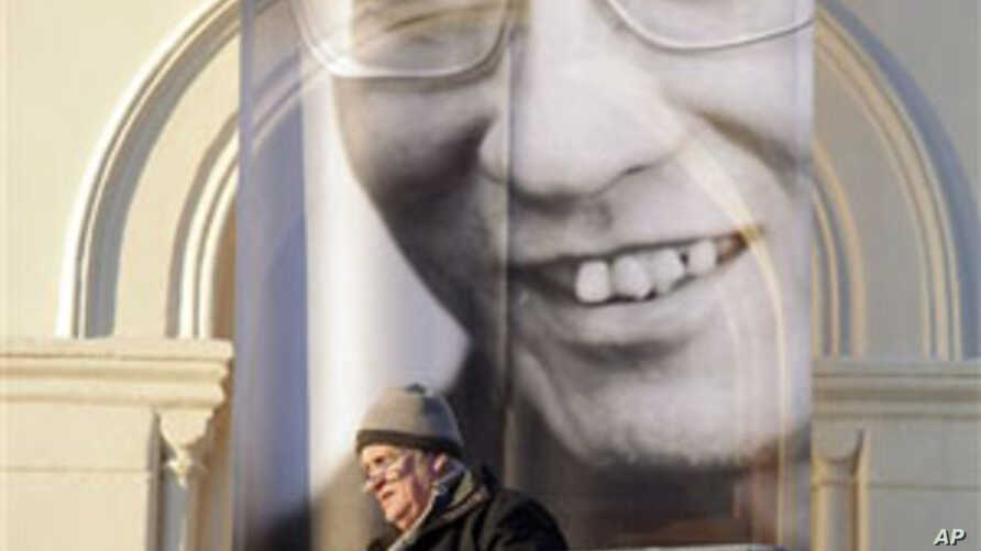 China Lashes Out at US Congressional Resolution to Support Jailed Nobel Laureate