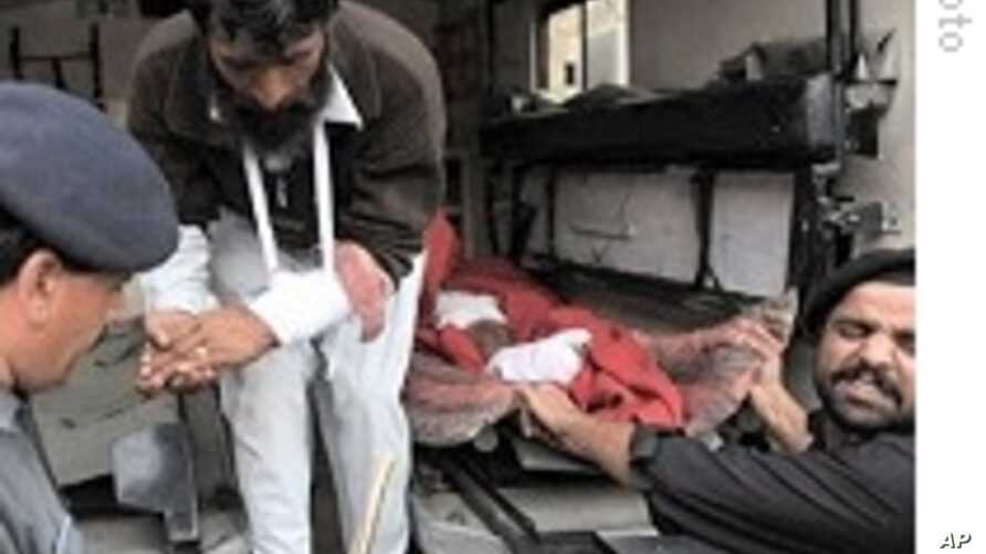 41 Killed in Blast Near Pakistan's Swat Valley
