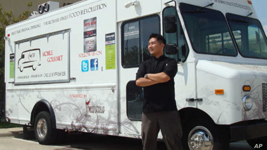 Korean-American Chef Rides Food Truck Craze to the Top