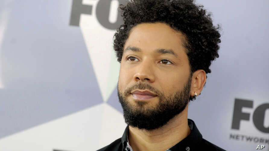 Actor Jussie Smollett was the victim of an attack in Chicago on Jan. 29, 2019, that is being investigated as a possible hate crime. According to police reports, he was assaulted after leaving a restaurant by two men in ski masks who made racial and h