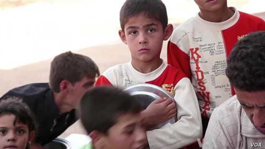 Aid Workers Struggle to Cope with Syrian Refugee Influx