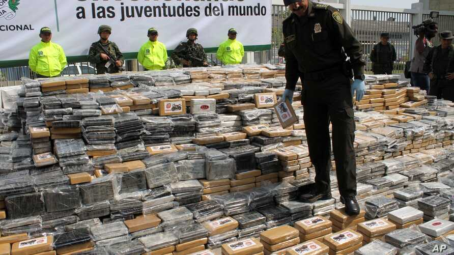 Colombia Drugs