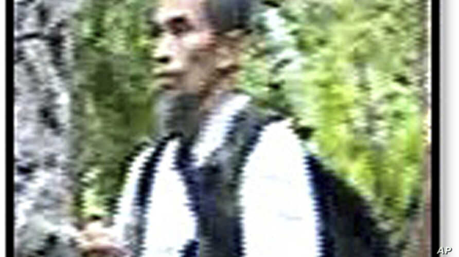 PhiliPhoto provided by Philippine National Police (PNP), shows militant Abu Sayyaf Group leader Hatib Hajan Sawadjaan in the PNP confidential report.