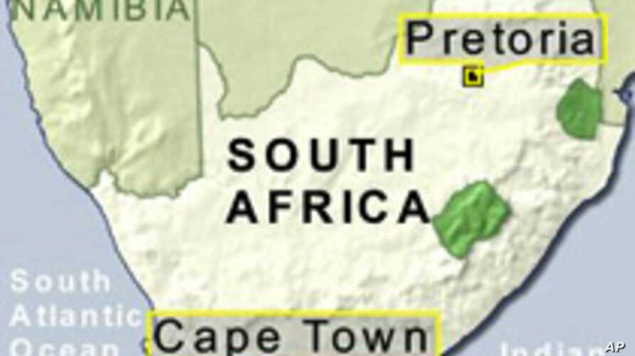 US Embassy in South Africa Re-Opens Friday