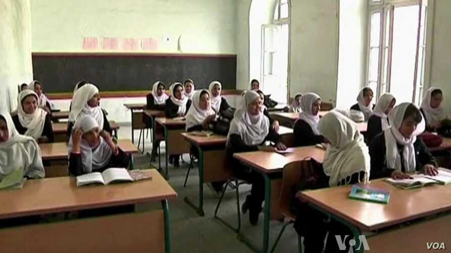 British Ministers: Women's Rights Key to Stable Afghanistan