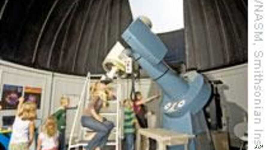 Washington Museum Opens Observatory to Public