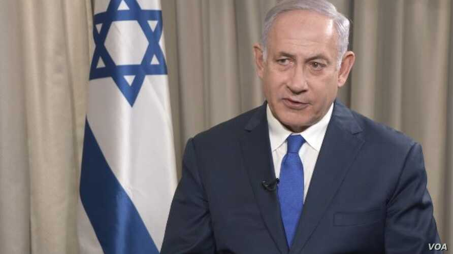 Israeli Prime Minister Benjamin Netanyahu was interviewed Saturday by VOA Persian at the Munich Security Conference in Germany, where he discussed Israel's outreach to Arab countries and the Iran nuclear deal.