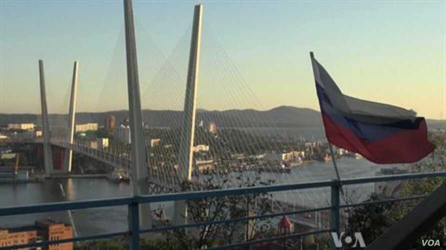 Russia Plans to Turn Vladivostok into Hot Pacific Rim City