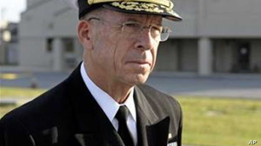 Top US Military Official Tweets Condemnation of WikiLeaks
