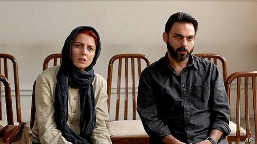 """Best foreign language film of the year nominee, """"A Separat"""