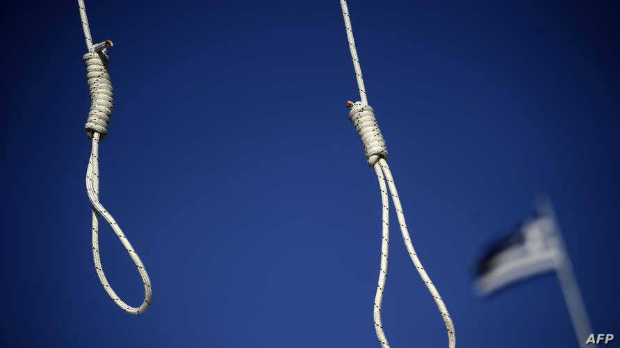 FILE - South Sudan's Penal Code Act 2008 allows for execution by hanging for several crimes, including murder.
