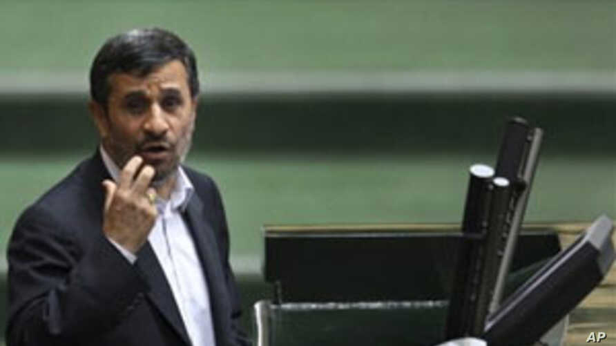 Iranian President Warns Against Arrest of Allies