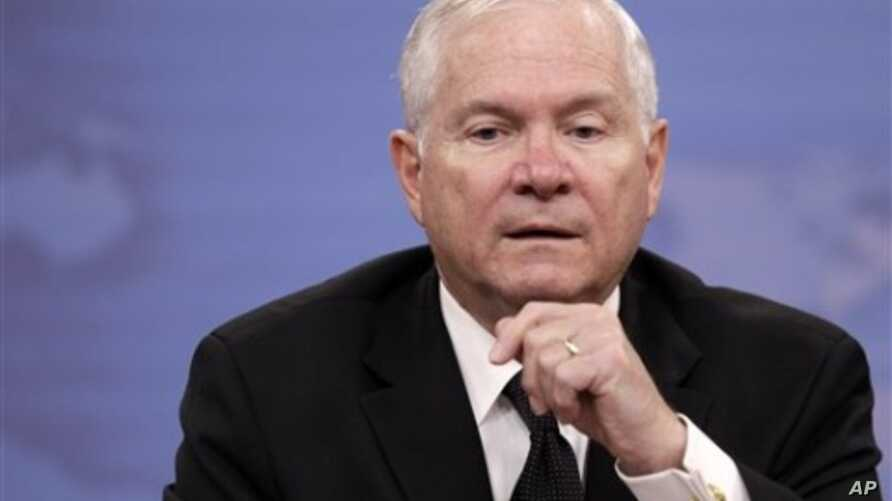 Gates in Beijing to Discuss US Concerns About China's Military