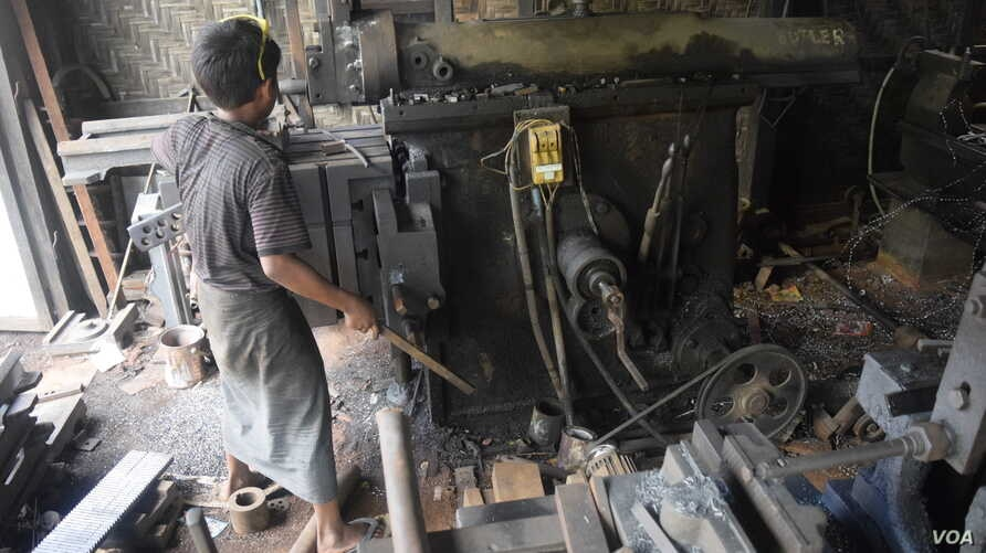 Child labor is rampant in Myanmar and the problem cannot be solved over night. Aung San Suu Kyi's National League for Democracy faces a huge challenge when it takes power next year, as it grapples with poverty and the need to prevent and evenually er...