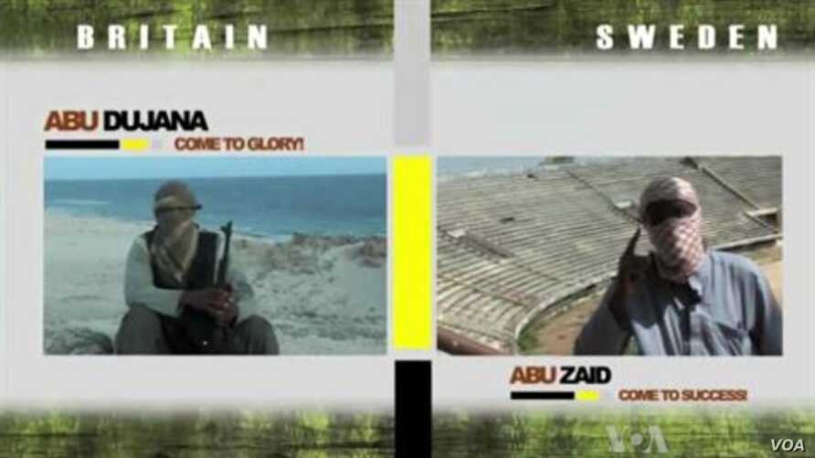 Media-Savvy Militants Luring Foreigners For 'Holy War' In Somalia