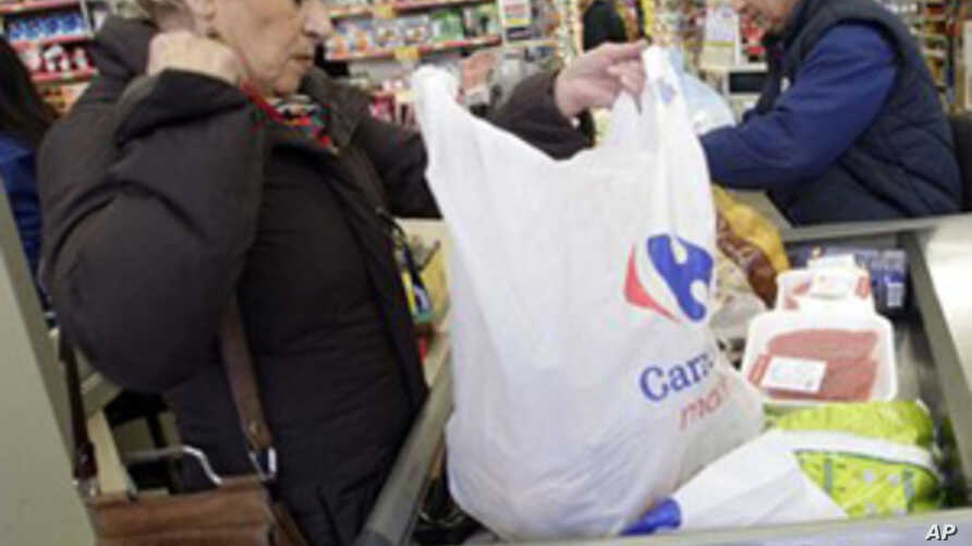 Italy to Ban Plastic Shopping Bags January 1