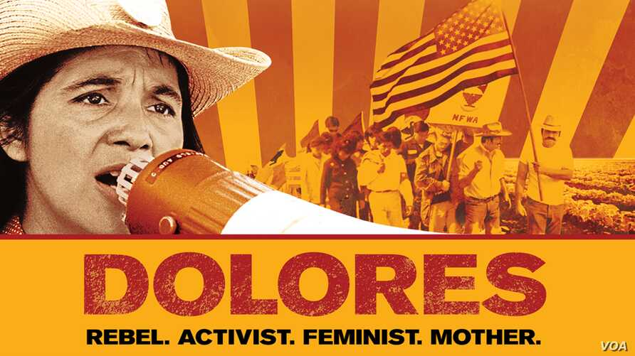 A new documentary tells the largely unknown story of American labor activist Dolores Huerta.