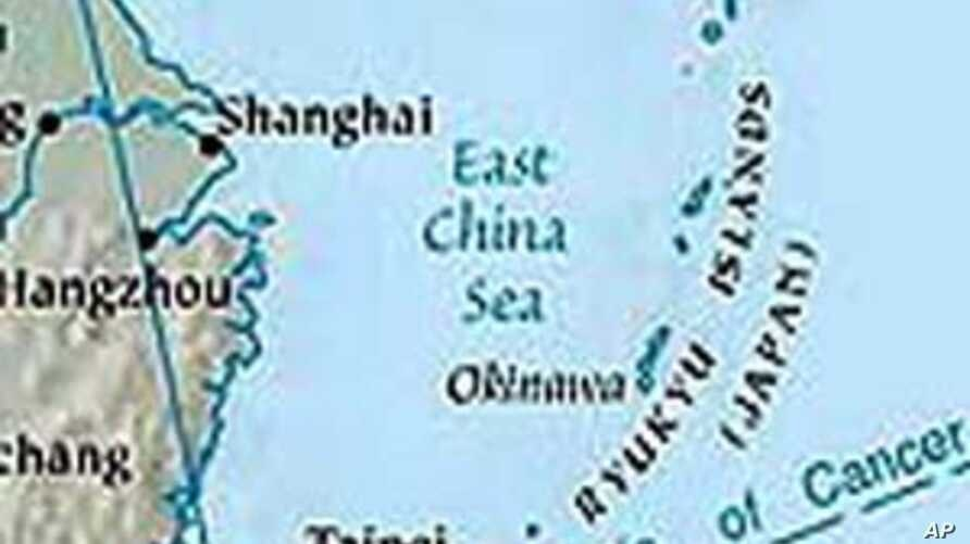 China, Japan Trade Words Over Disputed Islands