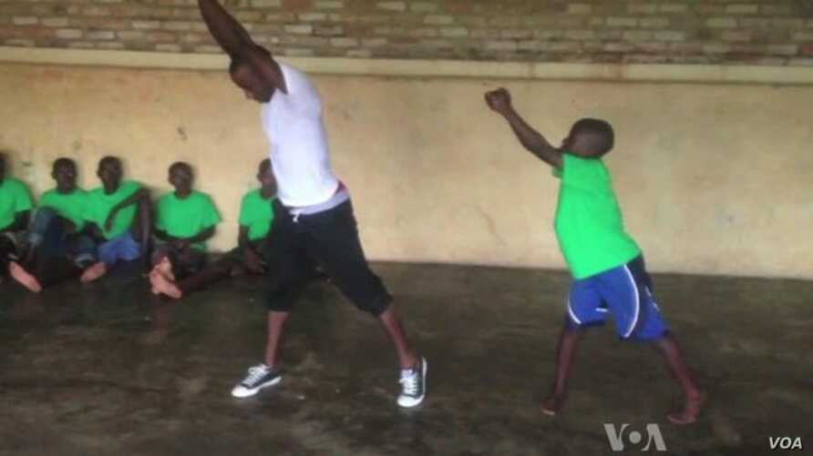Dance Offers Path to Education for Street Children, Orphans