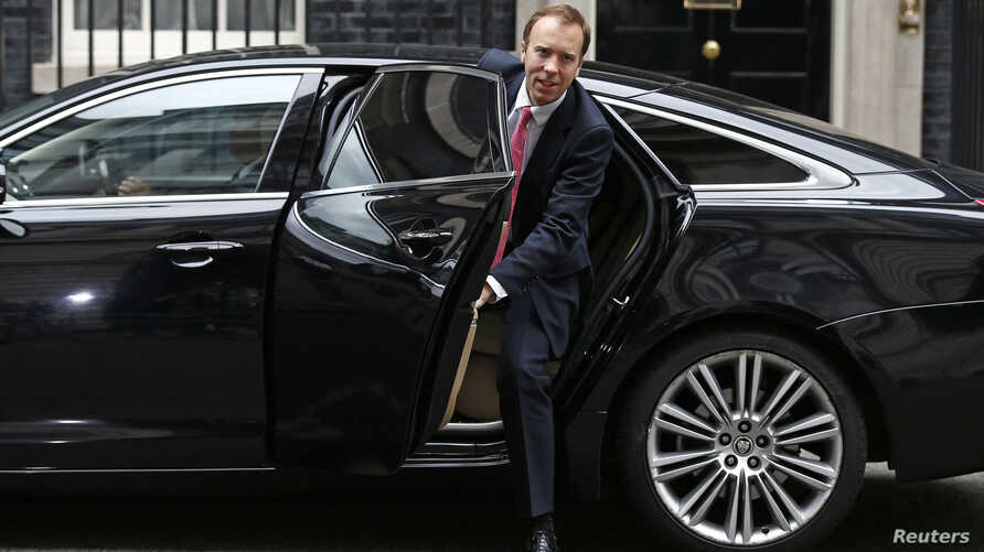 """Britain's Matt Hancock, pictured in London in July 2016 prior to becoming minister for digital, says """"a strong future data relationship between the U.K. and EU, based on aligned data protection rules, is in our mutual interest."""""""