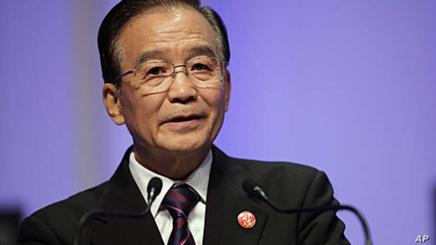China's Premier Wen Jiabao (File)