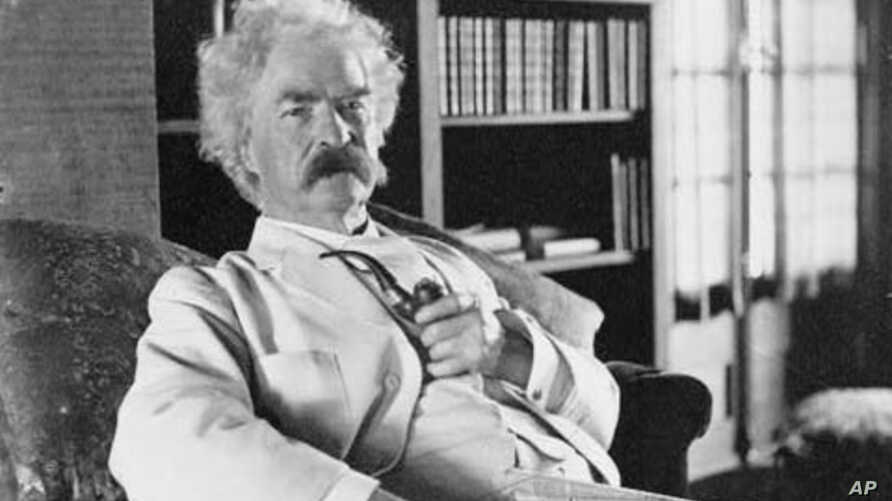 Mark Twain was one of America's best known and best loved