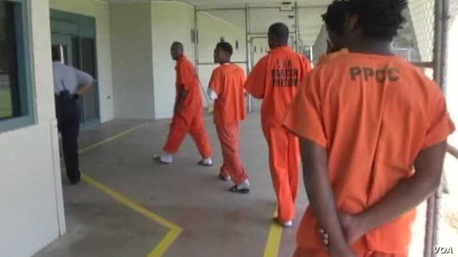 Louisiana Uses Private Prisons to Reduce Incarceration Costs