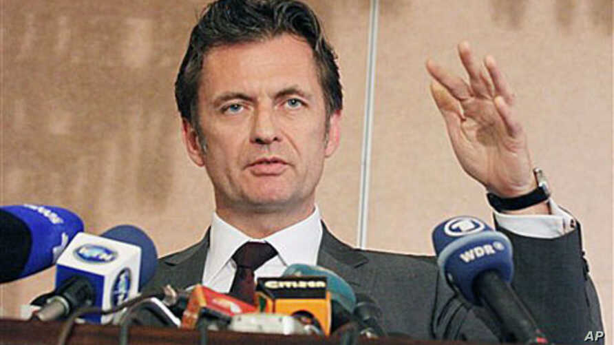 President of the Assembly of State Parties to the Rome Statute of the International Criminal Court, Christian Wenaweser, speaks about Kenya's quest to seek deferral of cases against six prominent Kenyans in connection with country's post election vio